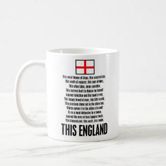 Esta Inglaterra Taza De Café