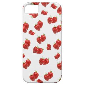 Está lloviendo iPhone de las fresas 5 cubiertas iPhone 5 Case-Mate Protector