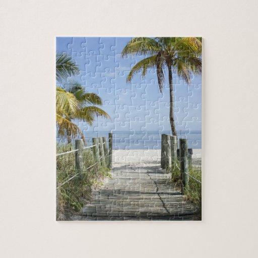 Esta manera al paraíso puzzles con fotos