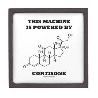Esta máquina es accionada por química de la cajas de joyas de calidad