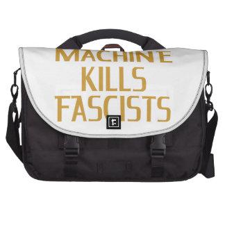 Esta máquina mata a fascistas bolsa de ordenador