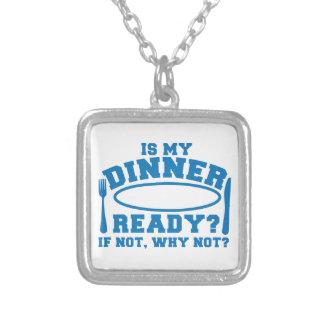 ¿Está mi cena lista si no PORQUÉ NO Grimpolas Personalizadas