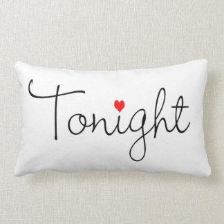 Esta noche/de la charla de la almohada no esta
