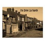 Está norte ascendente severo tarjetas postales