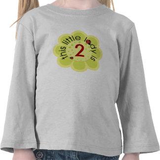 Esta pequeña señora es… camisetas