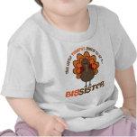 Esta pequeña Turquía que va a ser una hermana gran Camiseta