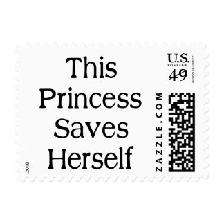 Esta princesa Saves Sellos