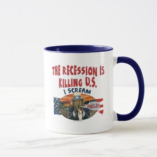 Esta recesión está matando a los E.E.U.U. Taza