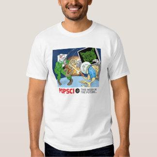 Esta semana en el futuro por la camiseta de playeras