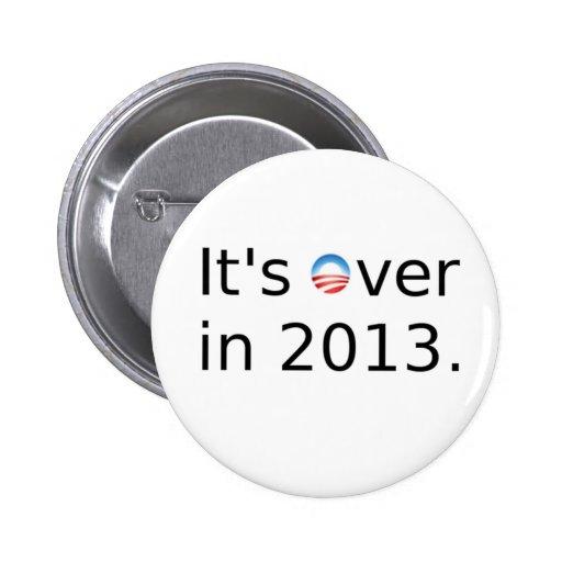 Está sobre en 2013 Anti-Obama Pin