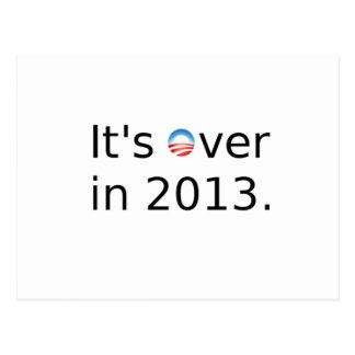 Está sobre en 2013 Anti-Obama Postal