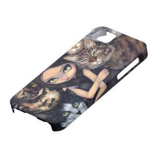 """""""Está todo sobre caso del iPhone 5 de los gatos"""" iPhone 5 Carcasas"""