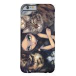 """""""Está todo sobre caso del iPhone 6 de los gatos"""""""