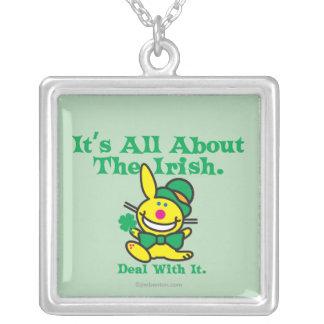 Está todo sobre el irlandés grimpola