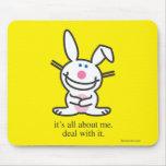 Está todo sobre mí mousepad