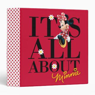 Está todo sobre Minnie