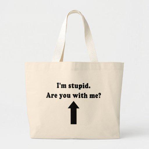 ¿Está usted conmigo? Bolsas
