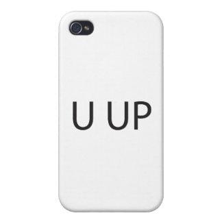 ¿está usted para arriba? .ai iPhone 4 fundas