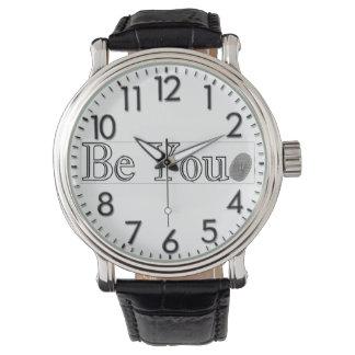 Está usted reloj