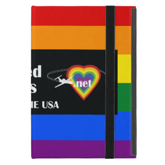 Estabished Gays Rainbow Design Case For iPad Mini