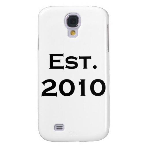 establecido 2010 funda para galaxy s4