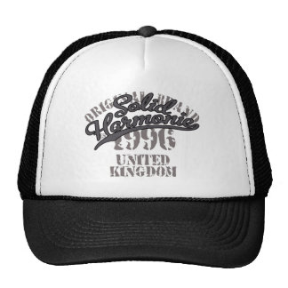 Establecido en 1996 gorra