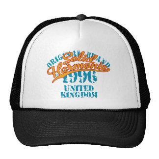 Establecido en 1996 gorras