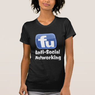 Establecimiento de una red antisocial playeras