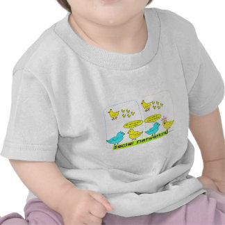 Establecimiento de una red social camisetas
