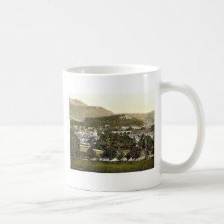 Establezca, del oeste, Yorkshire, Inglaterra Photo Taza De Café