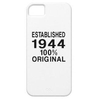 Established 1944 iPhone SE/5/5s case