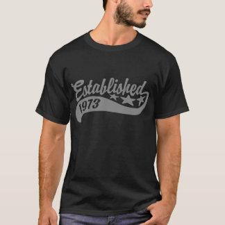 Established 1973 T-Shirt