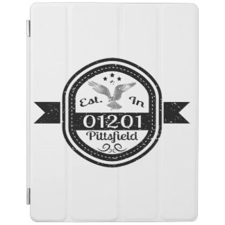 Established In 01201 Pittsfield iPad Smart Cover