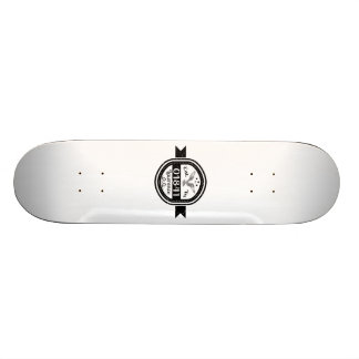 Established In 01841 Lawrence Skateboard Deck