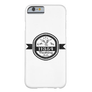 Established In 11354 Flushing Barely There iPhone 6 Case