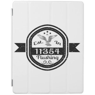 Established In 11354 Flushing iPad Smart Cover