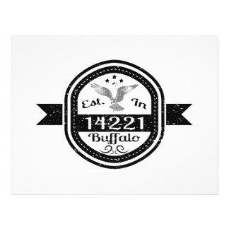 Established In 14221 Buffalo Flyer