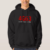 Established in 1988 hoodie