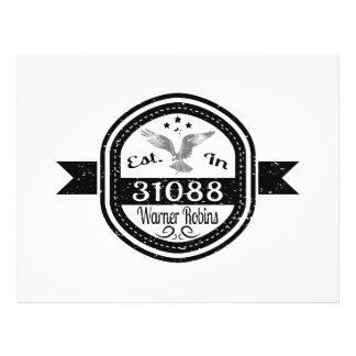 Established In 31088 Warner Robins Flyer