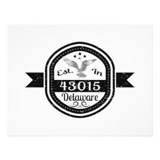 Established In 43015 Delaware Flyer
