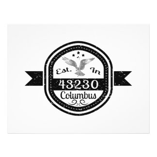 Established In 43230 Columbus Flyer
