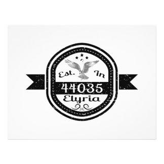 Established In 44035 Elyria Flyer