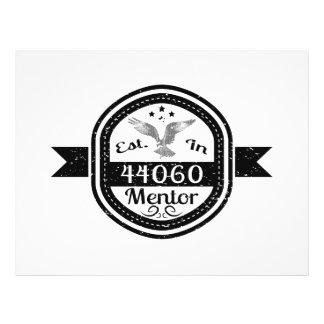 Established In 44060 Mentor Flyer