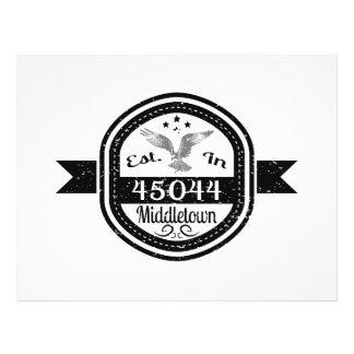 Established In 45044 Middletown Flyer