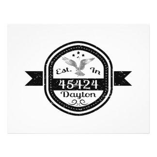 Established In 45424 Dayton Flyer