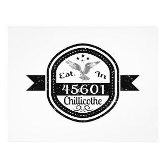 Established In 45601 Chillicothe Flyer