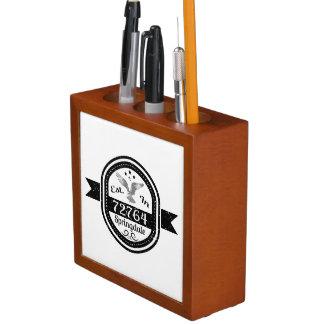 Established In 72764 Springdale Pencil Holder