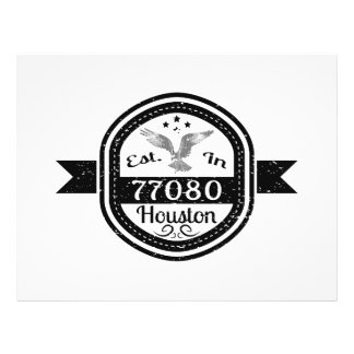 Established In 77080 Houston Flyer