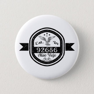 Established In 92656 Aliso Viejo Button