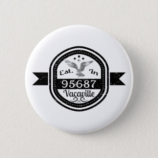 Established In 95687 Vacaville Button